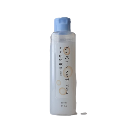 ダイズイソフラボン配合のモチ肌化粧水