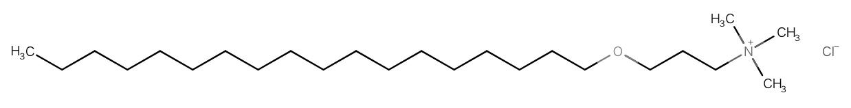 ステアロキシプロピルトリモニウムクロリドのイメージ