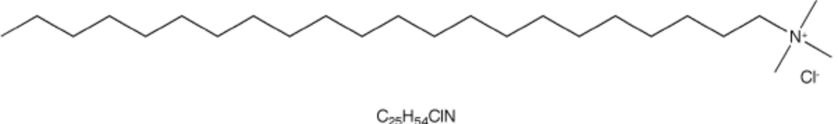 ベヘントリモニウムクロリドはしっとりタイプの4級カチオン(陽イオン)界面活性剤です。ダメージ部に吸着し、疎水性を復活させて物理的ダメージから髪を守ります。