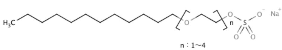 ラウレス硫酸Na プシュパ ボディソープ ブロッサムスマイル