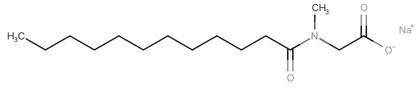 アミノ酸系洗浄剤の一種ですが、歯磨き粉に殺菌成分として配合されることが多い成分でもあります。つまり、アミノ酸系といいながら性格的にはきつめであり、脱脂力と殺菌性で通常の頭髪には必ずしも喜ばしい洗浄剤とはいえません。